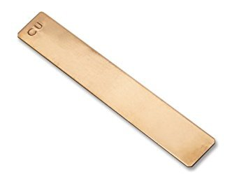 The Science Company, NC-5321, Copper Electrode Strip ()