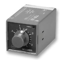 ATC 319E-030-F-1-C Plug-In Adjustable AC/DC Solid-State TDR, 24-240 VAC, 24 VDC, On-Delay, Standard