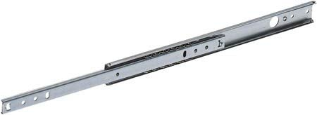 280Mm Handles /& Ironmongery Drawer Runners Groove Ball Bearing 17Mm 27Mm All Sizes 27Mm