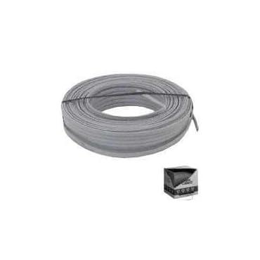 Southwire Underground Feeder Wire 10 Ga, 2 Conductor 30 Amp 600 V 90 Deg C 250 ' Gray