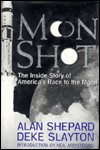 Moon Shot 1st (first) edition Text Only