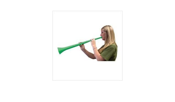 Vuvuzela stadium horn coll....ise Maker-Green 29 inches new by Alexanders: Amazon.es: Juguetes y juegos