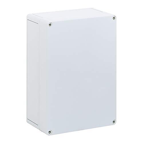 BOX PLASTIC GRAY 10''L X 7.09''W, (Pack of 1) (110-908)
