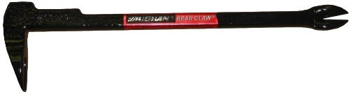 Vaughan 570-18 BC6 Bear Claw Nail Puller, 6-1/4-Inch (Moulding Lifter)