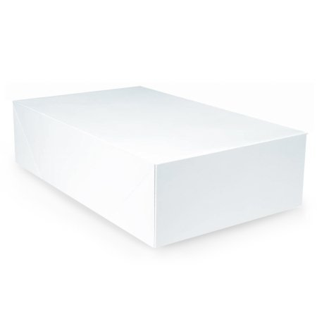 White Clothing and Blankets Party Gift Box Wrapping, Cardstock, 19