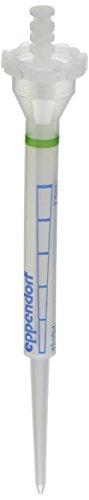 Eppendorf 30089448 Combitips Advanced Tip, Green, 2.5 mL Capacity, Nonsterile