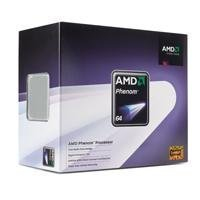 AMD HD9600WCGDBOX Phenom 9600 Quad Core Processor 2.3GHz 4MB Cache 95W Thermal Design Power Processor