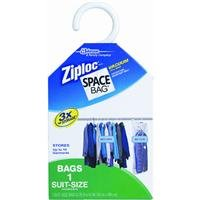 Space Bag #WBR-5700 Vacuum Seal Clear Hanging Storage Bag, N