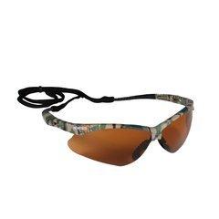 Camouflage Jackson Safety V30 Nemesis Safety Eyewear - Bronze (12/Pack) - R3-19644