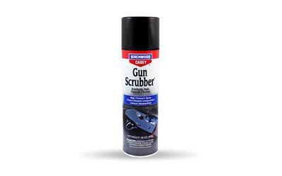 Birchwood Casey, Gun Scrubber, Aerosol, 15oz, Gun Scrubber Firearm Cleaner, 6/Pack, Aerosol Can