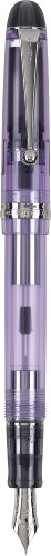 Pilot Custom 74 Fountain Pen, Violet Barrel, Broad Point (60958) by Pilot