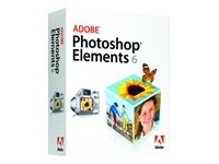 Adobe - Photoshop Elements 6 + ACROBET READER PC - français COMPATIBLE XP ET VISTA