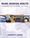 Read, Reason, Write 9th (nineth) edition Text Only (Reason Write And Read)