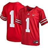 Nike Ohio State Buckeyes #1 Football Jersey Youth L
