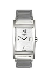 Tissot Men's T0163091103300 T-Trend Happy Chic Collection Stainless Steel Watch
