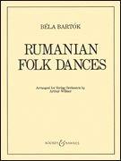 Rumanian Folk Dances (arr. Willner) - Rumanian Dances