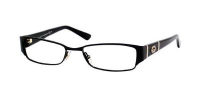 Gucci GG2910 Eyeglasses - 065Z Black - 52mm by Gucci
