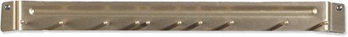 Yellow Sparta Spectrum Aluminum Brush Rack -- 12 per case