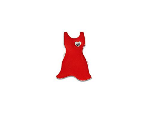 50 Pack Small Red Dress Pins in Bags (Wholesale Pack - 50 Pins)