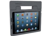 The Best SAFEGRIP RUGGED CARRY CASE WITH STAND FOR IPAD AIR - CHARCOAL by Generic