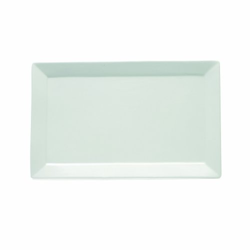 Designer Platter - Maxwell and Williams Basics Rectangular Platter, 11-Inch, White
