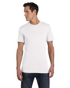 Roy Jersey (Bella + Canvas Unisex Jersey Short-Sleeve T-Shirt L WHITE)