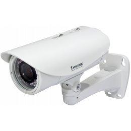 Vivotek IP8335H 720p HD WDR Pro IP67 P-iris Network Bullet Camera (Vivotek Mpeg4 Network Camera)
