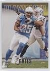 Antonio Gates (Football Card) 2011 Topps Rising Rookies - Playmaker #P-AG