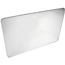 Amazon.com: Pack de 3 espejos de plástico con esquinas ...