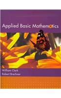 Applied Basic Mathematics plus MyMathLab Student Access Kit