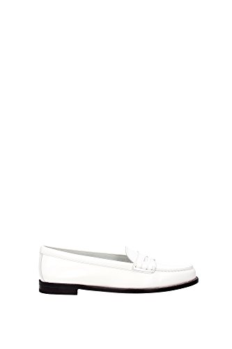 Church's Blanco Mujer Mocasines A73941WHITE EU 0WxBZW6nF