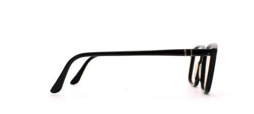 Persol - Montures de lunettes - Homme Noir Noir