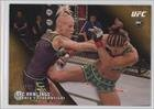 Bec Rawlings  78 99  Trading Card  2015 Topps Ufc Knockout    Base    Gold  40