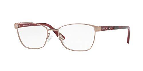 Óculos de Grau Grazi Massafera GZ1010B E817 Ouro Tartaruga Com Cristais Da  SWAROVSKI Lente Tam 52 31727b27ed