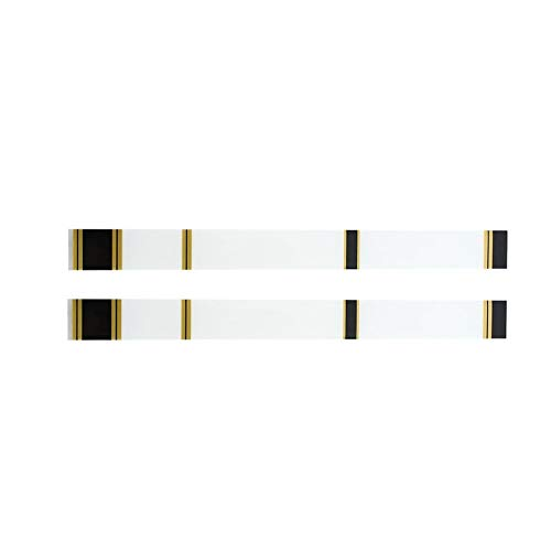 Nihlsen Bow Arrow Sticker 15 PCS DIY Heat Shrinkable Wraps Archery Arrow Adhesive Stickers Portable Arrow Shaft Accessries