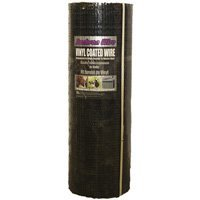 Jackson Wire 11033824 Hardware Cloth, 100 Ft Roll L X 36 In W, 1/2 In Mesh, 19 Ga Wire 1/2' x 36' x 100'