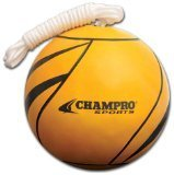 Champro Tetherball (Yellow, Official) by CHAMPRO
