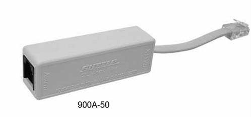 Cables Unlimited RJ31x DSLin Line Alarm Filter 6 in Beige