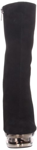 Pleaser Day & Night - Botas mujer, color negro, talla 40