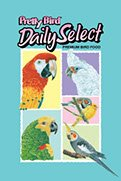Pretty Bird Daily Select Small 20 lbs. by Pretty Bird