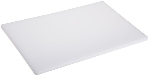 Stanton Trading 12 by 18 by 1/2-Inch Cutting Board, White ()