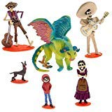 COCO Disney Pixar Figure Set 6 Figures