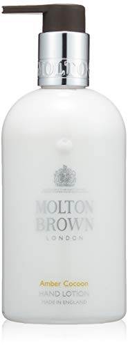 Molton Brown Amber Cocoon Hand Lotion, 10 Fl Oz