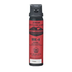 Defense Technology 5049 First Defense, MK-4, OC, Tube, Stream, 3.0 oz. by Defense Technology