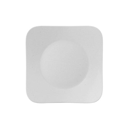 Rosenthal Free Spirit White Porcelain Salad Plate - Rosenthal Free Spirit White Porcelain