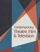 79: Contemporary Theatre Film and Television [並行輸入品]   B07PG2NRHY