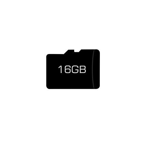 Jeemak 16GB Micro SD Card Dash Cam Sports Action Cam
