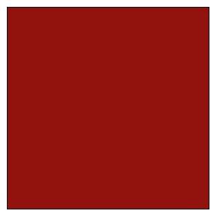 1 Oz Floquil Model Paint - Tru Color Paint Flat Weathered Iron Oxide Rust 1oz FLO110658