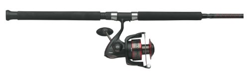 Penn Fierce FRC6000 7-Feet Medium Heavy Spinning Rod and Reel Combo (1-Piece), Outdoor Stuffs