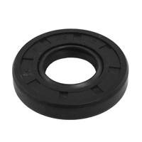AVX Shaft Oil Seal TC 25x47x7 Rubber Covered Double Lip With Garter Spring by AVXSeals